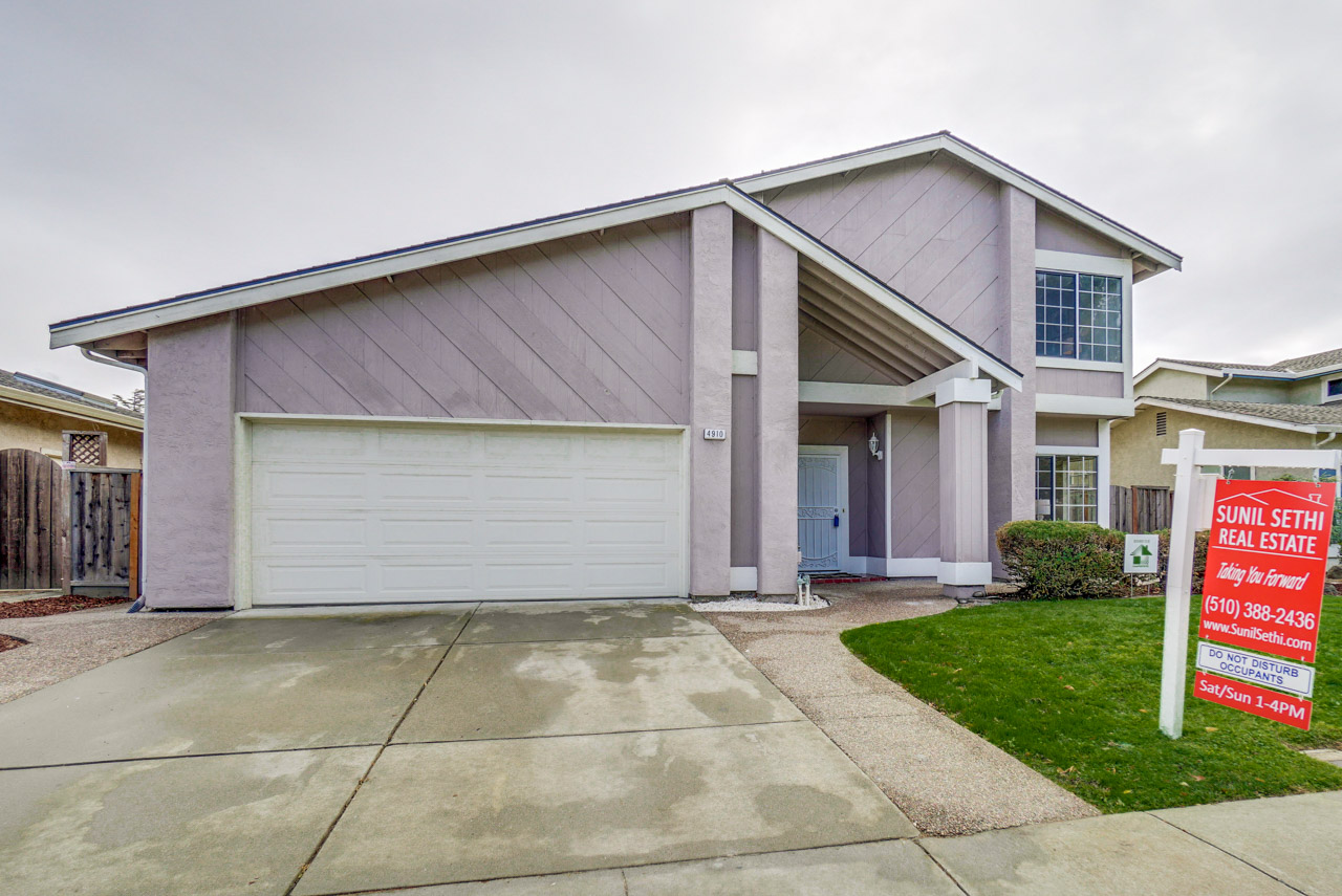 4910 Seneca Park Loop, Fremont, CA 94538 new listings by Fremont Real Estate agent, Realtor, Broker, Sunil Sethi real estate